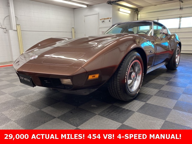 1974 Chevrolet Corvette Stingray for sale at Don Sitts Auto Group