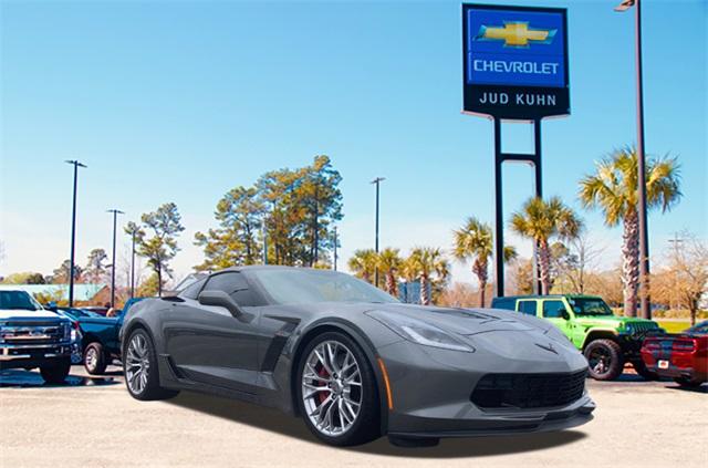 2015 Chevrolet Corvette Z06 photo
