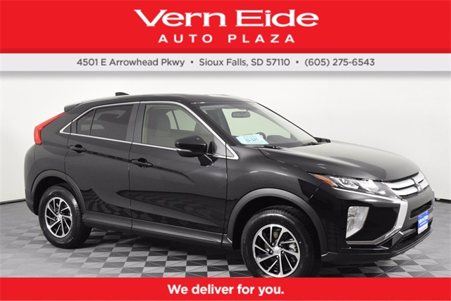 Pre-Owned 2020 Mitsubishi Eclipse Cross ES 4WD