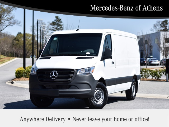 New 2021 Mercedes-Benz Sprinter 1500 Cargo Van