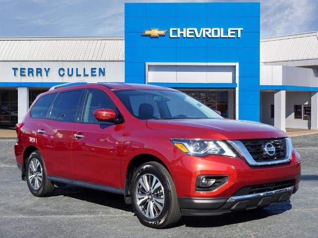 2017 Nissan Pathfinder SL photo