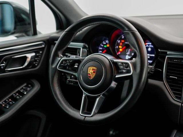 Certified Pre-Owned 2016 Porsche Macan S