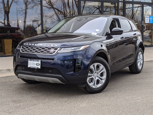 New 2021 Land Rover Range Rover Evoque S AWD 4D Sport Utility