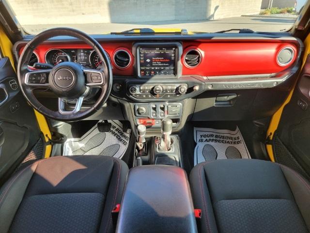 Used 2019 Jeep Wrangler