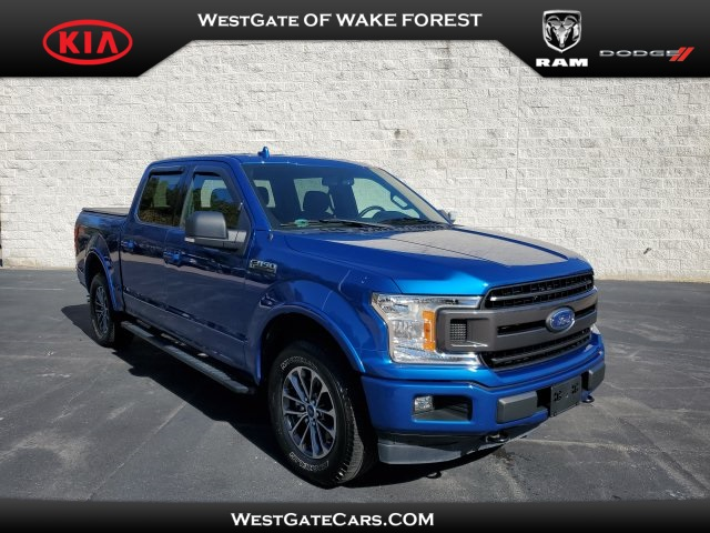 The 2018 Ford F-150 XLT