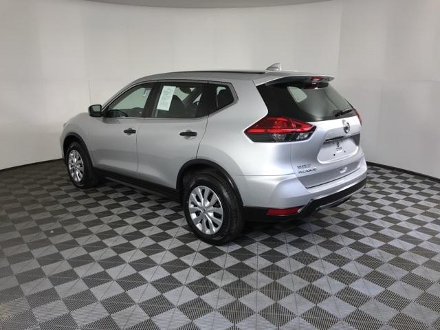 2017 Nissan Rogue Sport Utility