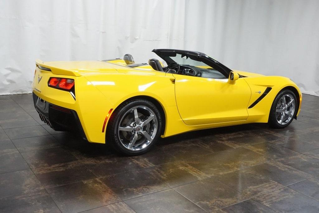 2015 Chevrolet Corvette Convertible