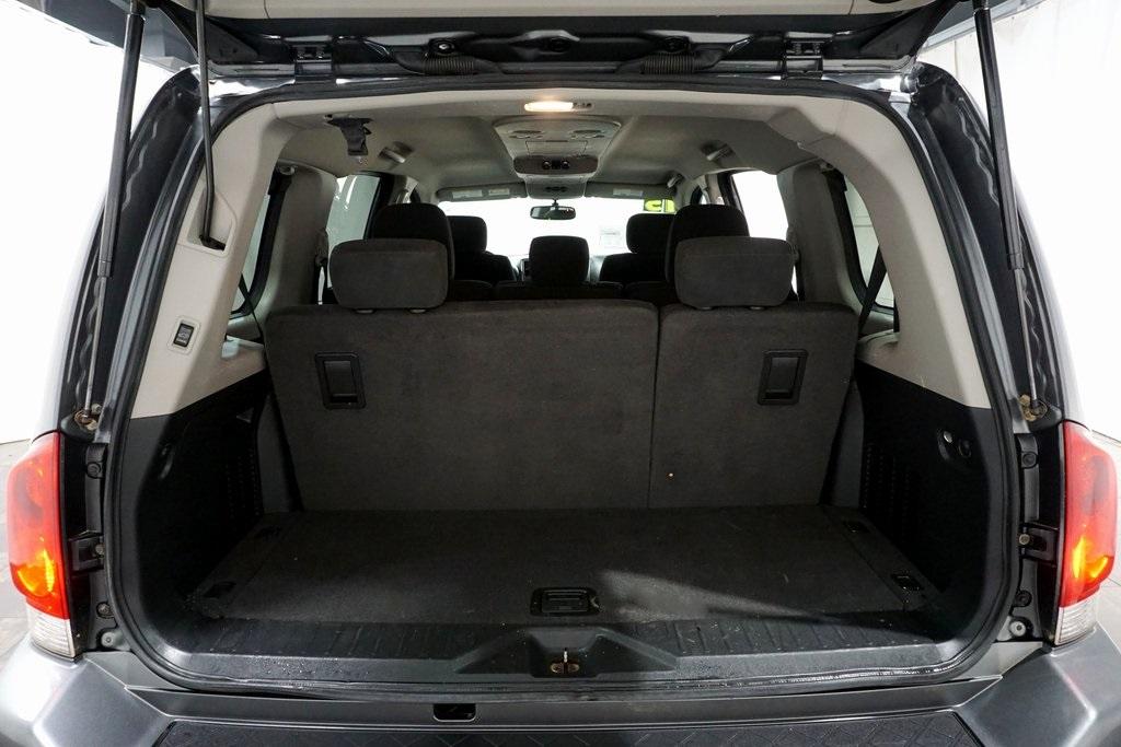 2015 Nissan Armada Sport Utility