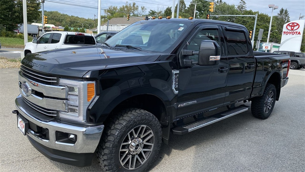 2019 Ford F-350SD Standard Bed