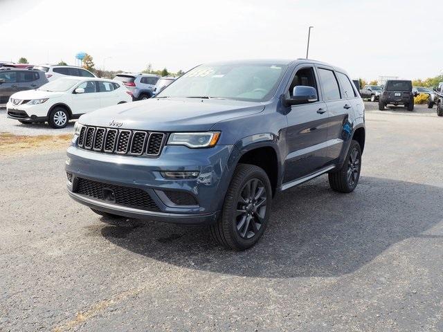 New 2019 JEEP Grand Cherokee High Altitude