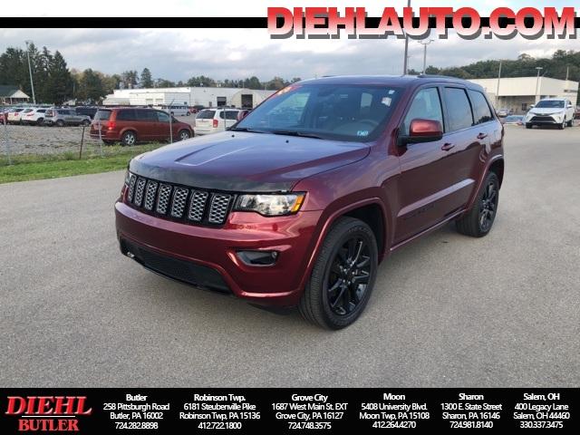 2019 Jeep Grand Cherokee Sport Utility