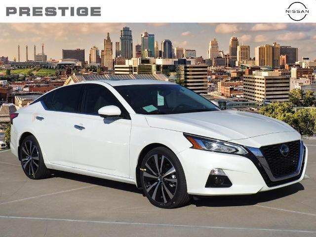 New 2020 Nissan Altima 2.0 Platinum