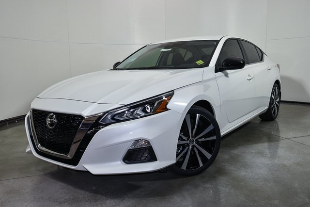New 2021 Nissan Altima 2.5 SR