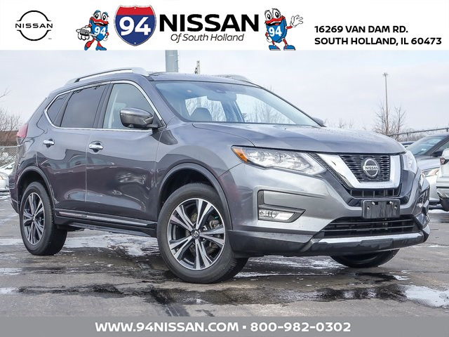 2018 Nissan Rogue SL photo