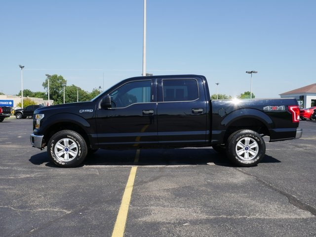 2017 Ford F-150 Short Bed
