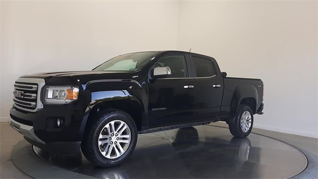 2019 GMC Canyon Standard Bed
