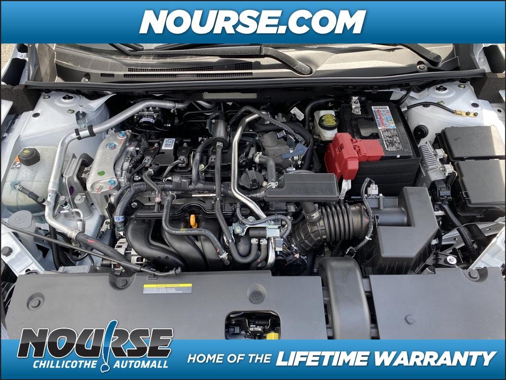 2020 Nissan Sentra SV photo