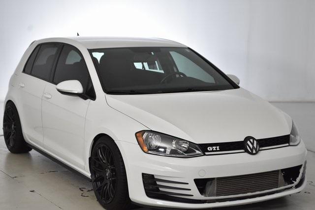 Pre-Owned 2016 Volkswagen Golf GTI Autobahn