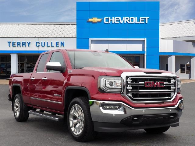 2018 GMC Sierra 1500 SLT photo