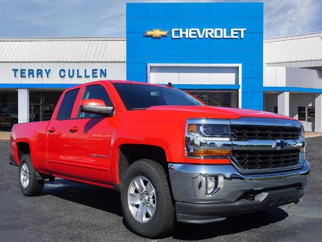 2018 Chevrolet Silverado 1500 LT photo
