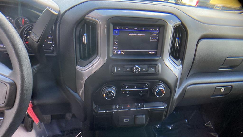 2020 Chevrolet Silverado 1500 Standard Bed