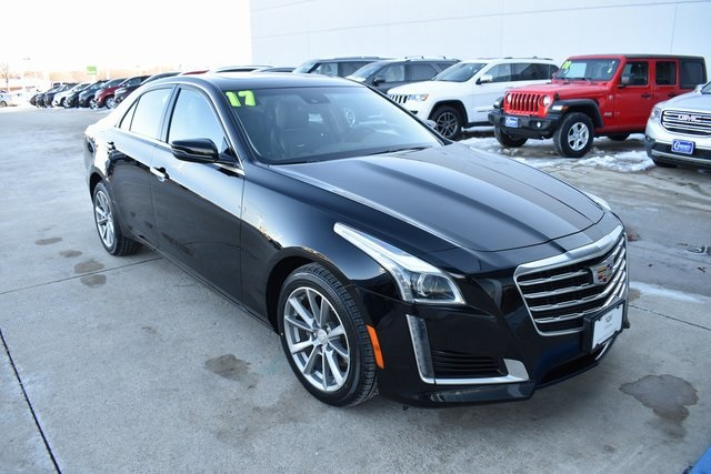 2017 Cadillac CTS 2.0L Turbo Luxury photo