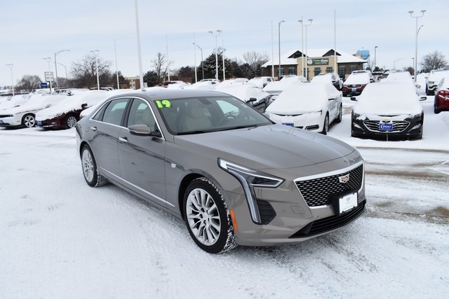 2019 Cadillac CT6 3.6L Luxury photo