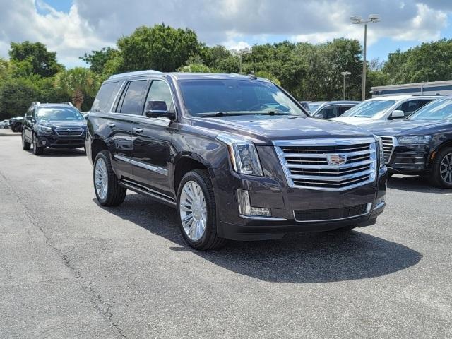 Pre-Owned 2017 Cadillac Escalade Platinum Edition