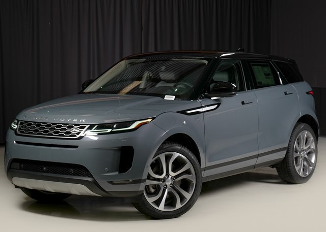 Pre-Owned 2021 Land Rover Range Rover Evoque SE