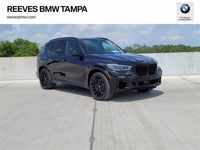New 2021 BMW X5 M50i