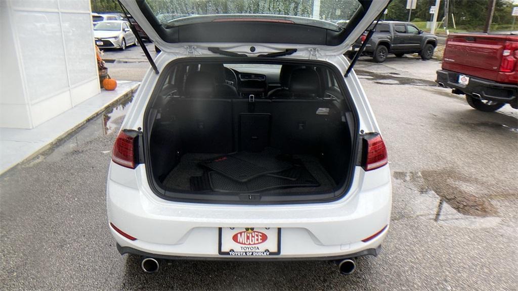 2020 Volkswagen Golf GTI Hatchback
