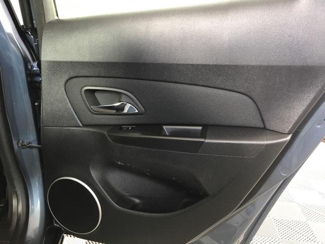 2012 Chevrolet Cruze 4dr Car