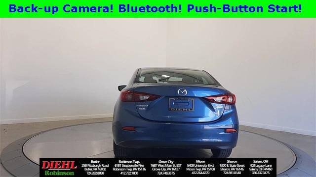 2018 Mazda Mazda3 4dr Car