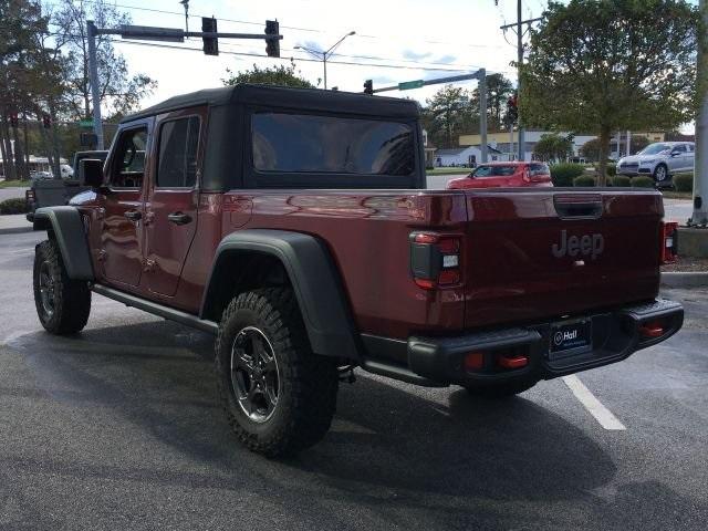 2021 Jeep Gladiator Rubicon photo