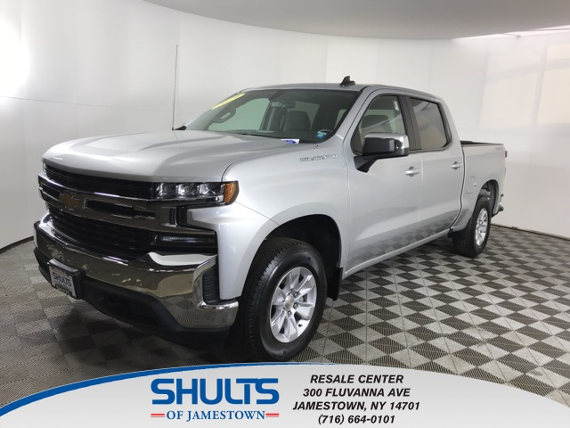 2019 Chevrolet Silverado 1500 Short Bed