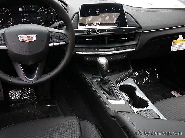 2020 Cadillac CT4 Premium Luxury photo