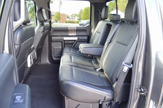 2019 Ford F-250SD Standard Bed