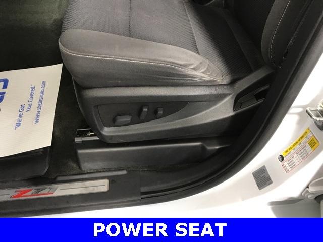 2017 Chevrolet Silverado 1500 Standard Bed