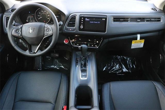 New 2021 Honda HR-V EX-L