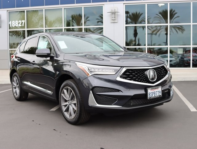2021 Acura RDX Technology Package photo