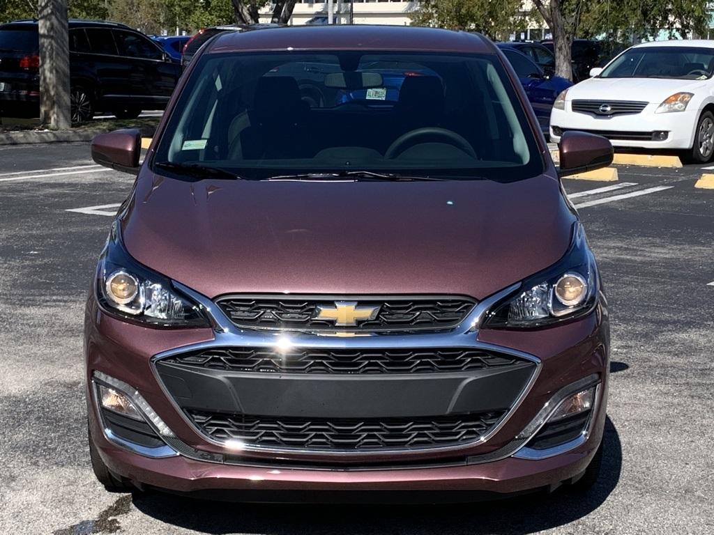 New 2020 Chevrolet Spark 1LT