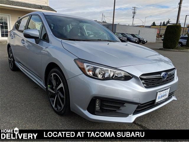 New 2021 Subaru Impreza Sport
