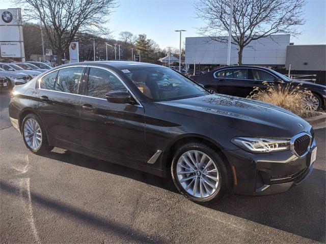 2021 BMW 5-Series 530i xDrive photo