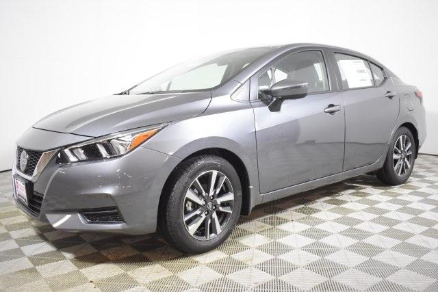 New 2021 Nissan Versa 1.6 SV