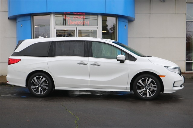 New 2021 Honda Odyssey Touring