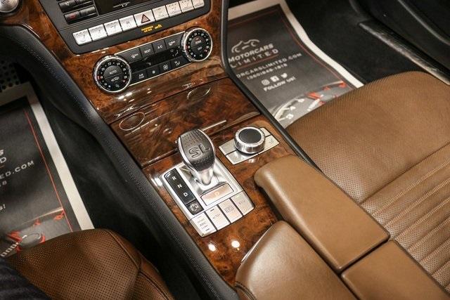 2014 Mercedes-Benz SL SL 550