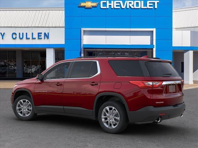 2020 Chevrolet Traverse LT photo