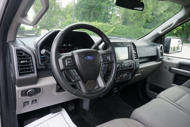 2018 Ford F-150 Short Bed