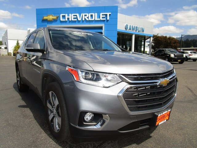 2018 Chevrolet Traverse LT Leather photo
