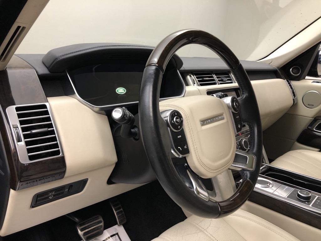 2016 Land Rover Range Rover for sale Houston TX